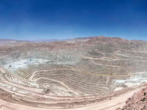 Chile: 100 proyectos mineros cuentan con aprobación ambiental