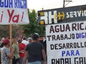 Catamarca: Presentaron mas de 8 mil firmas a favor de la actividad minera en Andalgalá