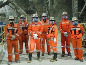 Chile: Industria minera generó 213 mil empleos de febrero a abril del 2021