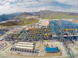 Perú: Inversiones mineras sumaron US$ 1,668 millones de enero a mayo de 2021