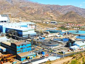 Chile: Antofagasta Minerals proyecta invertir US$1.600 mill. en proyectos en Coquimbo y Antofagasta