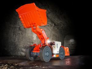 Sandvik presenta el nuevo cargador Toro™ LH410, el próximo equipo de la familia Toro™