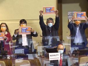 Chile: Proyecto de Royalty Minero es aprobado en la Cámara de Diputados