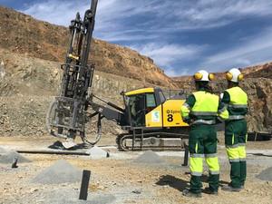 San Juan: Avanza la creación de un centro para formar operarios para la industria minera