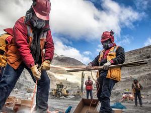 Perú: Empleo directo en minería crece por cuarto mes consecutivo y llega a 209,206