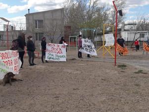 Chubut: Habitantes de Gan Gan y Gastre reclamaron por la aprobación de la ley de zonificación minera