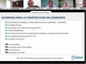 Chubut: Comenzó una nueva instancia del debate del proyecto de ley de zonificación minera
