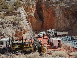 San Juan: Proyecto Hualilán extiende la mineralización en la Zona Verde