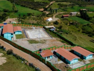 Perú: Pan American Silver construye dos escuelas para Caserío Moyán Bajo, en provincia de Cajabamba