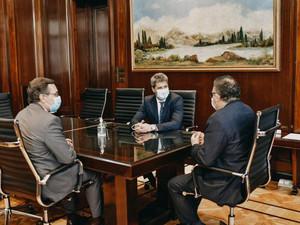 Argentina: Uñac, Kulfas y Hensel analizaron el régimen de fomento a las inversiones