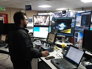Chile: Anglo American implementa perforadoras autónomas operadas desde el IROC en Santiago