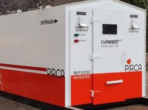 Catamarca: YMAD incorpora su primer Refugio Minero portátil para Farallón Negro