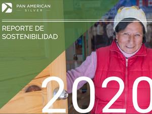 Pan American Silver presentó el reporte de sostenibilidad 2020