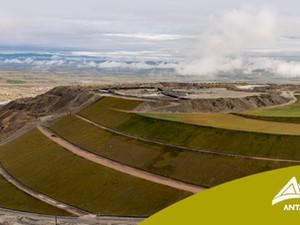 Perú: Antapaccay rehabilitó el 81% de las tierras incluidas en su plan de cierre de mina