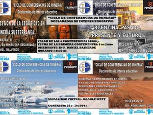 Argentina: Oportunidad de colaborar en un ciclo de conferencias solidarias sobre minería