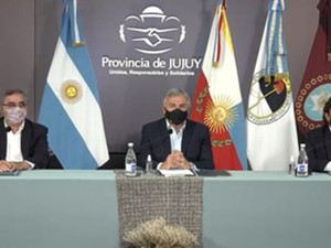 Argentina: Jujuy, Salta y Catamarca firman acuerdo de cooperación para atraer inversiones
