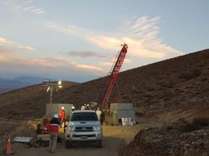 San Juan: Proyecto de cobre San Francisco continua interceptando mineralización de alta ley
