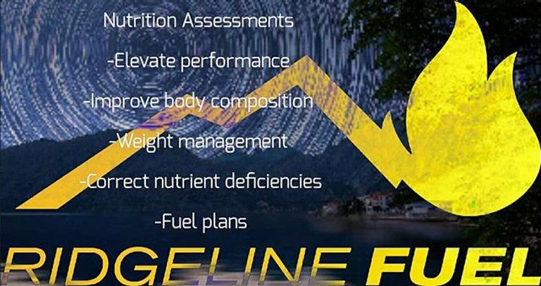 #ridgeline_fuel #foodisfuel #dietitianap