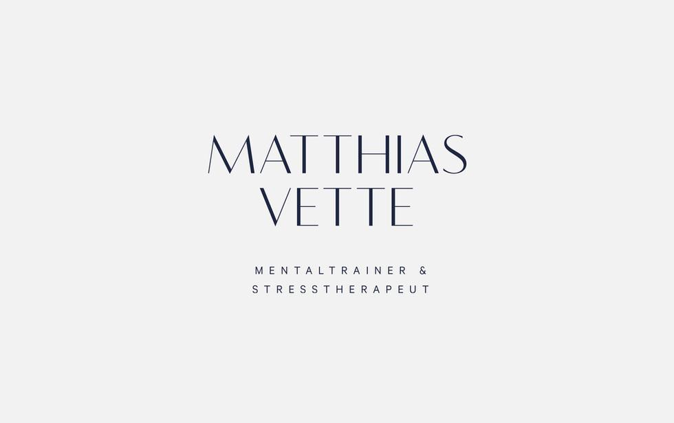 Matthias Vette