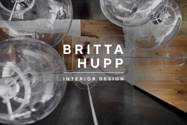 BRITTA HUPP — Interior Design