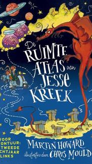 Boekbespreking Jesse Kreeks Ruimte-atlas en Ruimte-reisgids   Lachend de ruimte in