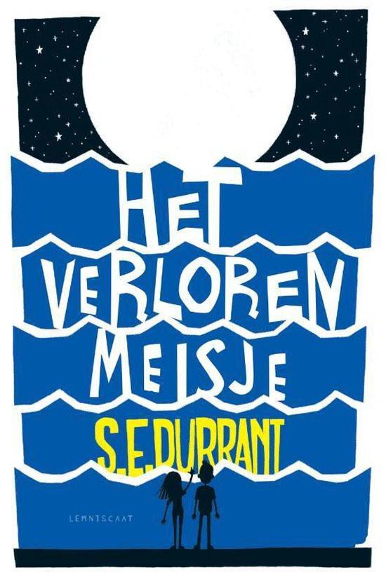 S.E. Durrant; Het verloren meisje ; Lemniscaat; cover; voorpagina; Iris; Mimi