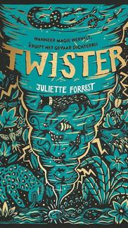 Boekbespreking Twister | Het wervelende verhaal
