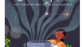 Smaakspoken | Het mysterieuze kookboek