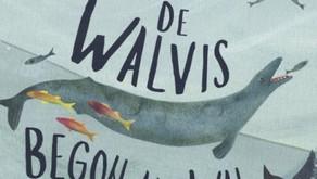 Boekbespreking De walvis begon aan wal | Een boek over hoe vissen poten kregen