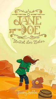 Jane Doe 2 - Sleutel der Dimensies | Een verhit boek