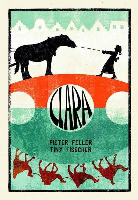 Clara, Tiny Fisscher, Pieter Feller, cover, omslag, ontdekkingsreizigster, Droomvallei
