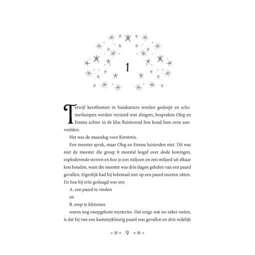 Ben Brooks, de onmogelijke jongen, Sebastiaan Koolen, fantasie, George Ermos, Veltman Uitgevers, Eerste bladzijde