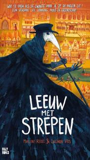 Boekbespreking Leeuw met Strepen | Een bende in Amsterdam