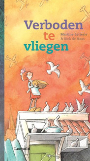 Boekbespreking Verboden te vliegen   De duif is het symbool voor de vrijheid