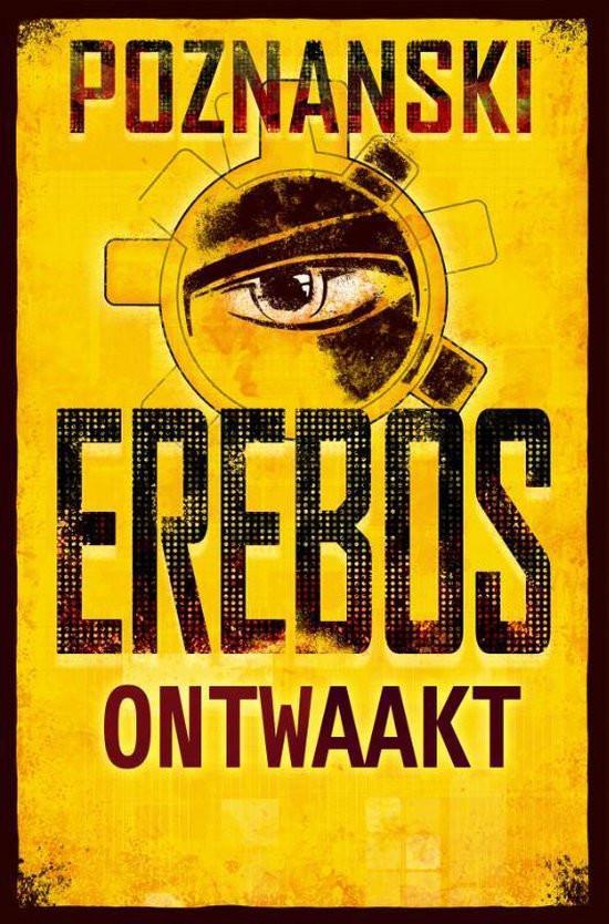 Erebos Ontwaakt; Ursula Poznanski; Lemniscaat; cover; voorpagina