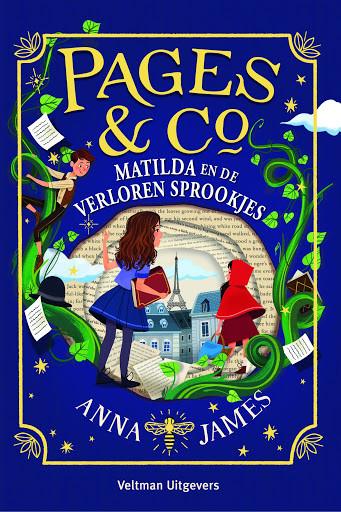 Boek Pages en Co 2, Matilda en de Verloren Sprookjes