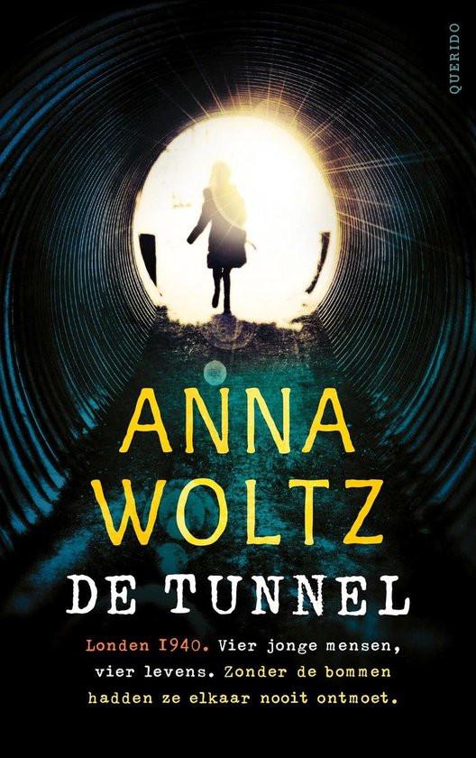 De Tunnel, Anna Woltz, Cover, Querido, Londen, 1940