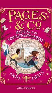 Pages en Co 3 - Matilda en de verhalenbewaarders   Een archief vol helden