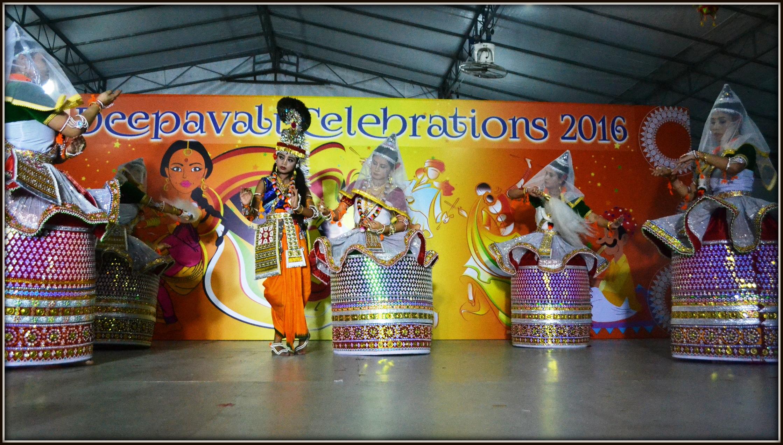 LISHA Deepavali Event