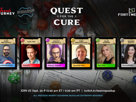 Quest for the Cure - Game 1