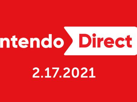 Nintendo Direct Highlights