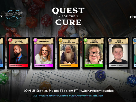 Quest for the Cure - Game 2