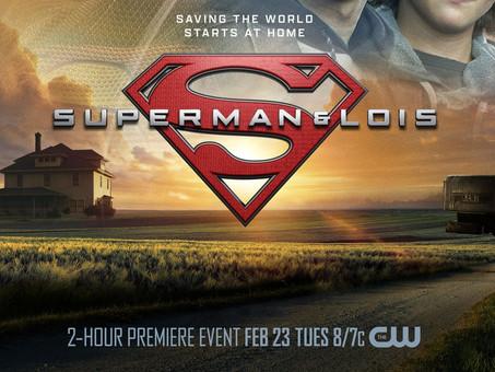 Superman and Lois renewed for Season 2
