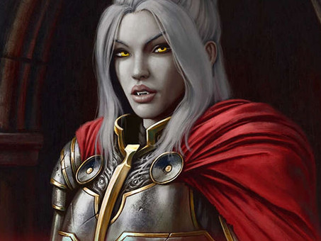 Unearthed Arcana gets Gothic