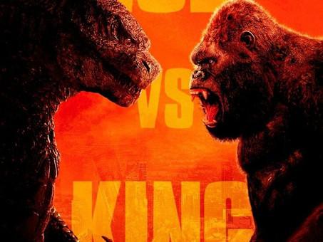 Godzilla vs. Kong Trailer Drops