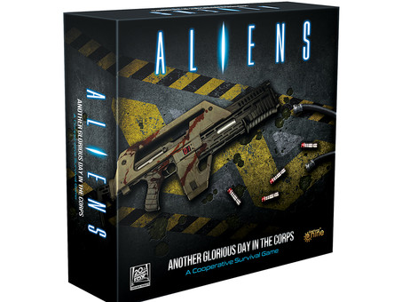Aliens: Another Glorious Day in the Corps...