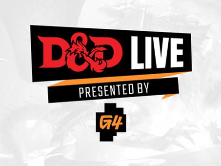 D&D live returns