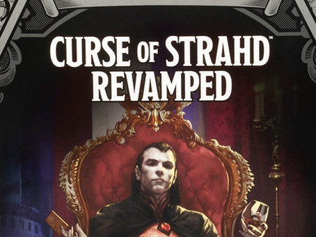 Strahd rises again with a new deluxe edition