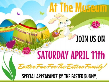 Easter At The Museum