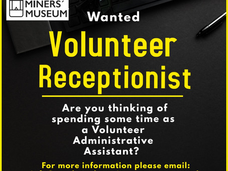 Volunteer Administration Role Available